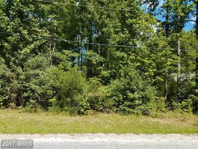 Colonial Beach Residential Lots & Land For Sale: Fort King