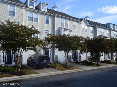 Colonial Beach Townhouse For Sale: 307 Monroe Point Drive