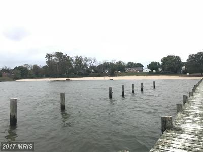 Colonial Beach Single Family Home For Sale: East Potomac Drive E