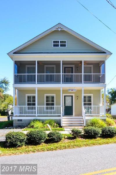 Colonial Beach Single Family Home For Sale: 400 Monroe Bay Avenue