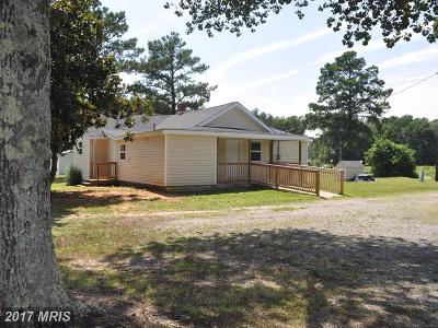 Colonial Beach Single Family Home For Sale: 2263 Pomona Road