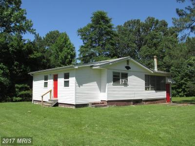 Westmoreland Shores Single Family Home For Sale: 1432 Holly Vista Drive