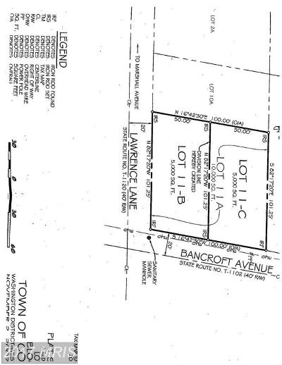 The Point Residential Lots & Land For Sale: 1229 Bancroft Lot 11-B Avenue