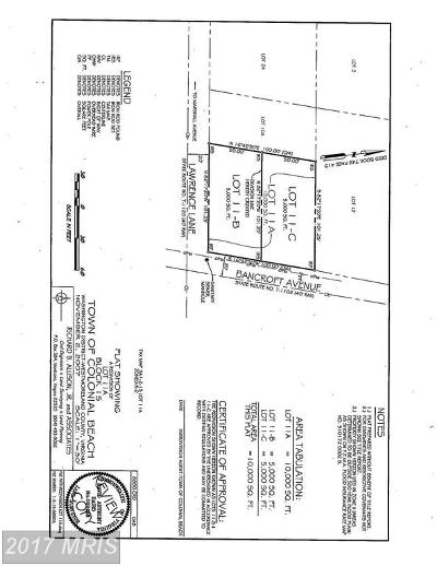 The Point Residential Lots & Land For Sale: 1229 Bancroft Lot 11-C Avenue