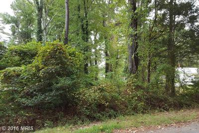 Milford, Midland, Hanover, Unionville, Beaverdam, Doswell, Fredericksburg, Ruther Glen, Woodford, Bumpass, Mineral, Orange, Locust Grove, Coles Point, Colonial Beach, Hague, Kinsale, Montross, Mount Holly, Oldhams, Warsaw Residential Lots & Land For Sale: North Cedar Lane