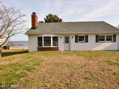Colonial Beach Single Family Home For Sale: 500 Shore Drive