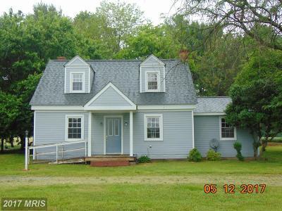 Montross Single Family Home For Sale: 16649 Kings Highway