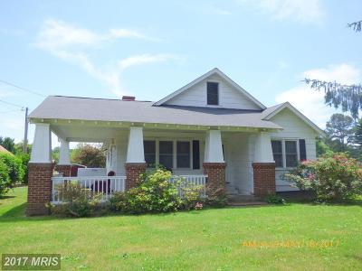 Montross Single Family Home For Sale: 99 Alma Lane