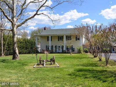 Colonial Beach Single Family Home For Sale: 306 Hamilton Street