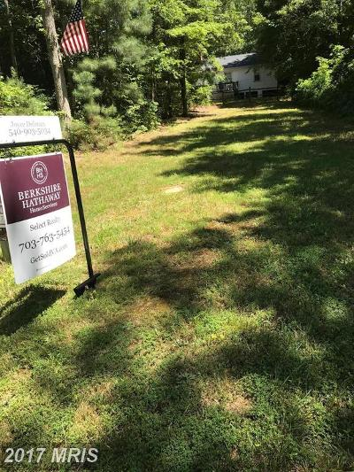 Colonial Beach Residential Lots & Land For Sale: Ninth Street