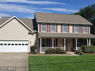 Winchester Single Family Home For Sale: 2643 Middle Road