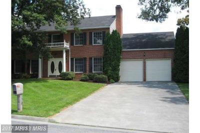 Frederick, Shenandoah, Warren, Winchester City Rental For Rent: 724 Treys Drive