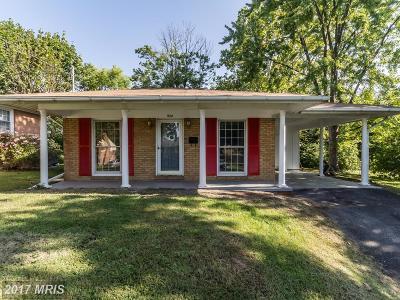 Winchester Single Family Home For Sale: 920 Allen Drive