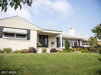 Single Family Home For Sale: 537 Fox Drive