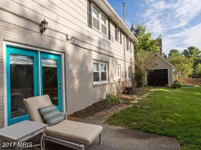 Winchester Single Family Home For Sale: 500 Barr Avenue