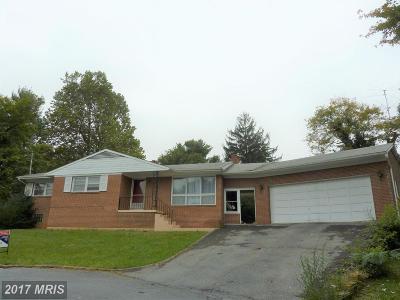Winchester Single Family Home For Sale: 2609 Hillside Terrace