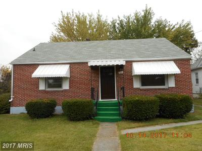 Winchester Single Family Home For Sale: 1048 Woodland Avenue