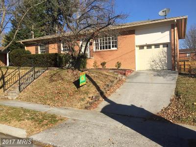 Winchester Single Family Home For Sale: 924 Allen Drive