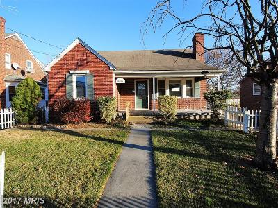 Winchester Single Family Home For Sale: 416 Battle Avenue