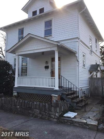 Winchester Single Family Home For Sale: 123 Monmouth Street