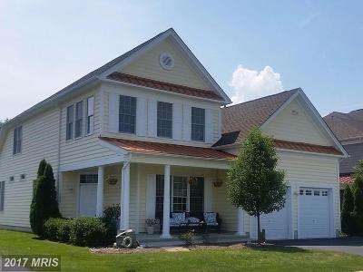 Somerset, Wicomico, Worcester Single Family Home For Sale: 12391 Hidden Bay Drive