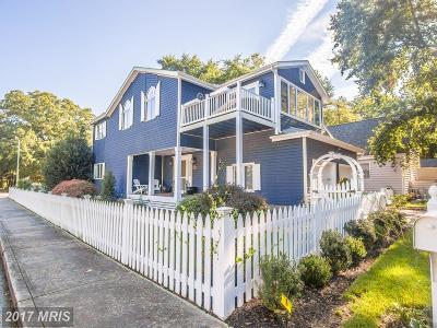 Ocean City Single Family Home For Sale: 14002 Lighthouse Avenue