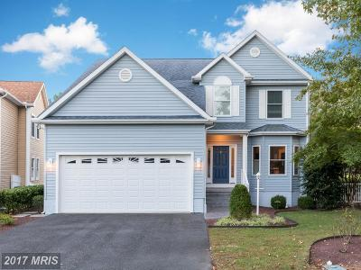 Somerset, Wicomico, Worcester Single Family Home For Sale: 59 Clubhouse Drive