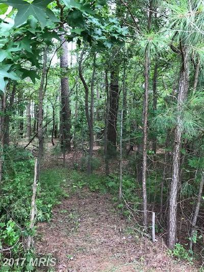 Worcester, WORCESTER COUNTY Residential Lots & Land For Sale: 116 Pine Forest Drive
