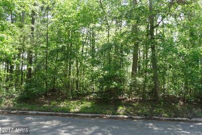 Worcester, WORCESTER COUNTY Residential Lots & Land For Sale: 830 White Oaks Lane