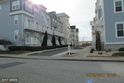 Ocean City Townhouse For Sale: 107 70th Street #10B