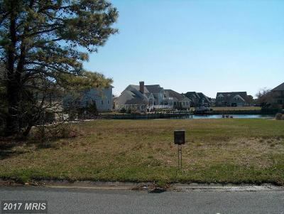 Worcester, WORCESTER COUNTY Residential Lots & Land For Sale: 4 Leslie Mews Road