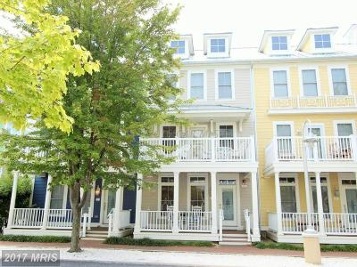 Ocean City Townhouse For Sale: 5 Beach Walk Lane #LUT-O
