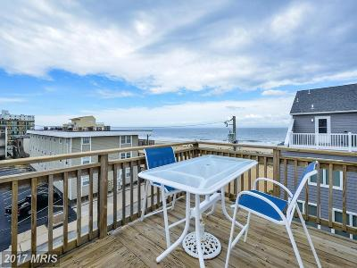 Ocean City Single Family Home For Sale: 5 79th Street #3E