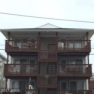 Ocean City Single Family Home For Sale: 10 139th Street #5B