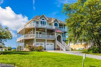 Ocean City Single Family Home For Sale: 13026 Old Bridge Road