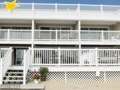 Ocean City Townhouse For Sale: 4701 Atlantic Avenue #13
