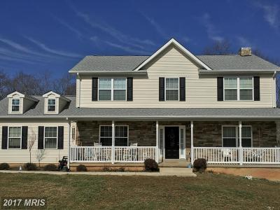 Warren Single Family Home For Sale: Cherry Hill Road