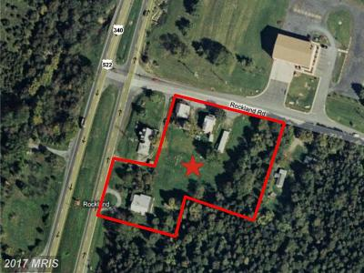 Warren Residential Lots & Land For Sale: 8391 Winchester Road