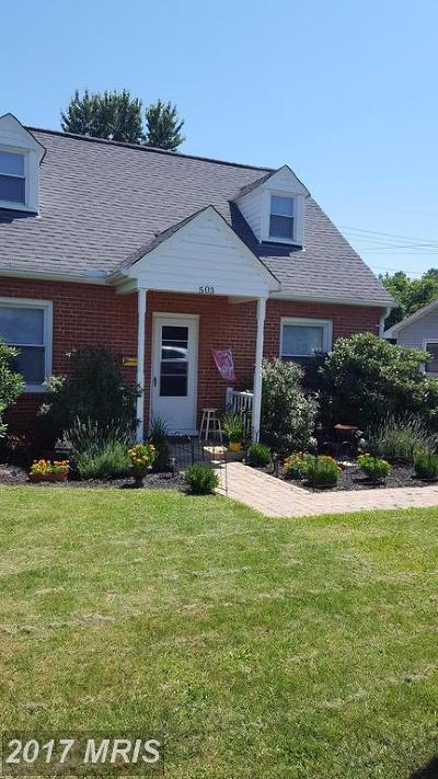Warren Rental For Rent: 503 Randolph Avenue
