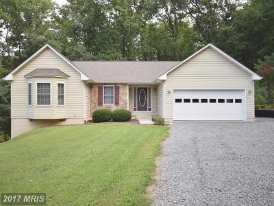 Warren Single Family Home For Sale: 493 Gimlet Ridge Road