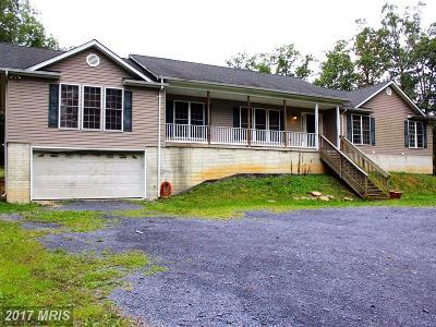 Warren Single Family Home For Sale: 1426 Ridgeway Road