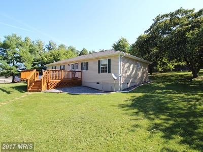 Warren Single Family Home For Sale: 358 Thompson Hollow Road