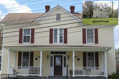 Warren Single Family Home For Sale: 820 Virginia Avenue