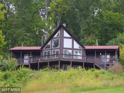 Clarke, Harrisonburg City, Page, Rockingham, Shenandoah, Warren, Winchester City Single Family Home For Sale: 653 Whitney Lane