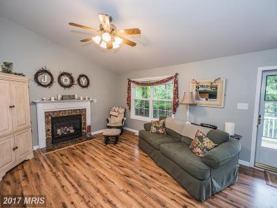 Warren Single Family Home For Sale: 101 Shenandoah Valley Drive