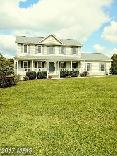Warren Single Family Home For Sale: 3247 Long Meadow Road
