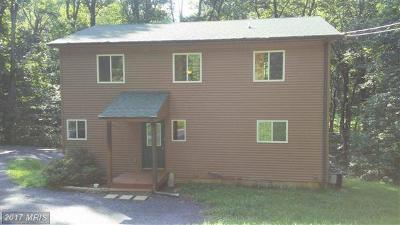 Warren Single Family Home For Sale: 2376 High Top Road
