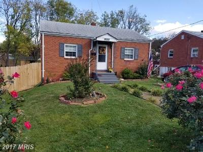Warren Single Family Home For Sale: 611 Randolph Avenue