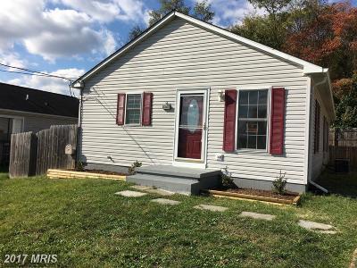 Warren Single Family Home For Sale: 1406 Belmont Avenue