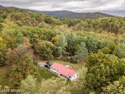Warren Single Family Home For Sale: 370 Wesley Lane
